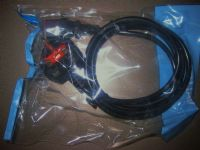 Valueline 1.80m Mains cable - UK plug (Kettle lead)